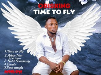 Orisking - Time To fLY (EP)